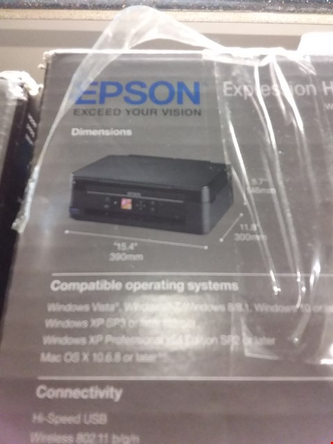 Lot 1251 EPSON XP-342 WIFI PRINTER