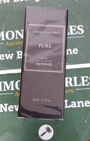 Lot 4018 FREDERICO MAHORA PURE PARFUM HOMME  50ML