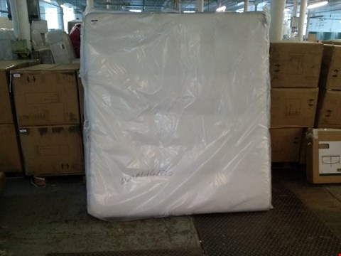 Lot 1097 QUALITY FOGARTY ORTHO 6FT 1500 POCKET SPRING MATTRESS