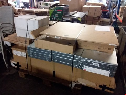Lot 3026 PALLET OF ASSORTED FLAT PACK KITCHEN ITEMS  RRP £1135