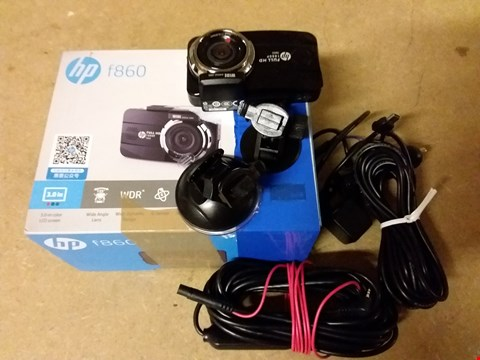 Lot 872 HP DASH CAM FRONT AND REAR DUAL LENS IN CAR CAMERA