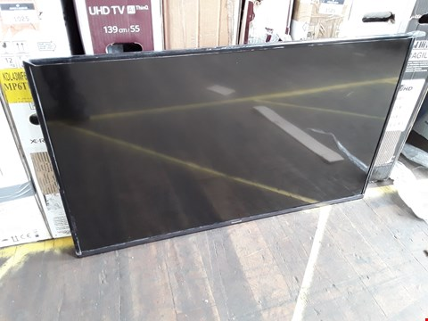 "Lot 1033 PANASONIC FX550 43"" 4K ULTRA HD TV"