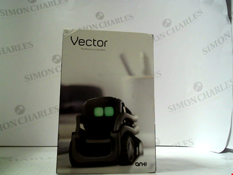 Lot 7266 ANKI VECTOR 'THE ROBOT TO LIVE WITH'