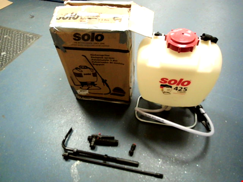Lot 11230 SOLO 425/PBASIC 15 LITRE PROFESSIONAL SPRAY LANCE - RED