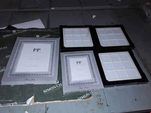 Lot 1172 LOT OF APPROXIMATELY 5 ASSORTED PHOTOFRAMES