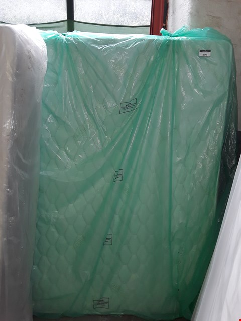 Lot 100 QUALITY BAGGED 135CM DOUBLE DORMEO MATTRESS