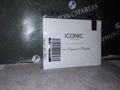 Lot 14499 ICONIC LONDON LOOSE PIGMENT PALETTE RRP £45.00