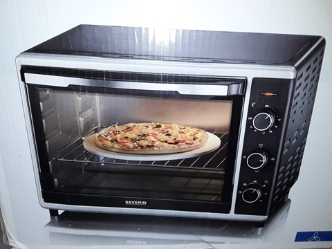 Lot 10133 SEVERIN 42L TOAST OVEN WITH CONVECTION