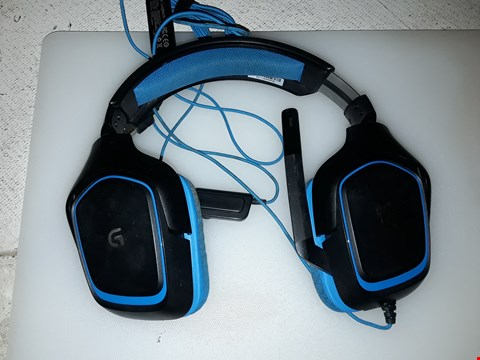 Lot 4011 LOGITECH G430 SURROUND SOUND GAMING HEADSET