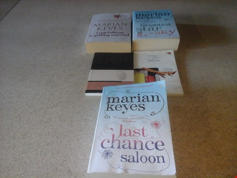 Lot 4028 APPROXIMATELY 5 ASSORTED BOOKS BY MARIAN KEYES INCLUDING THE BRIGHTEST STAR IN THE SKY , NO DRESS REHEARSAL AND LUCY SULLIVAN IS GETTING MARRIED