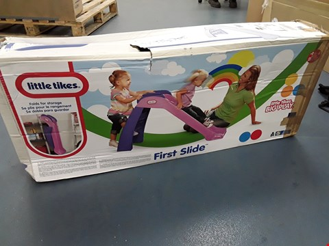 Lot 9333 LITTLE TIKES MY FIRST SLIDE RRP £44.00