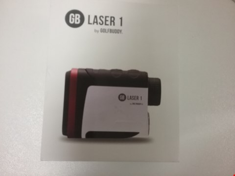 Lot 456 GOLF BUDDY GB LASER RANGEFINDER