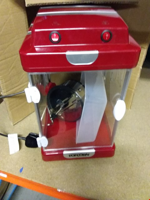 Lot 5451 POPCORN MAKER MACHINE