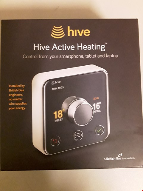 Lot 793 HIVE ACTIVE HEATING CONTROL FROM MOBILE, TABLET, LAPTOP