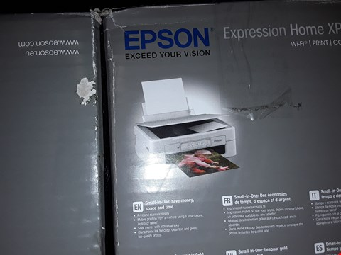 Lot 748 2X EPSON XP-247 WIFI PRINTERS