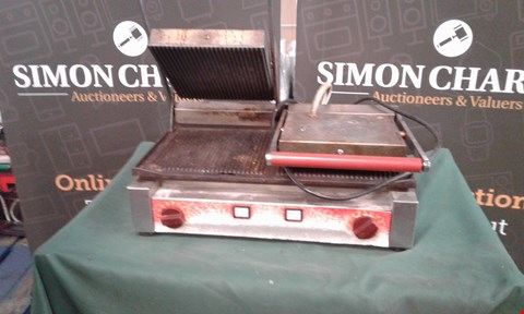 Lot 91 SIRMAN PANINI GRILL COMMERCIAL