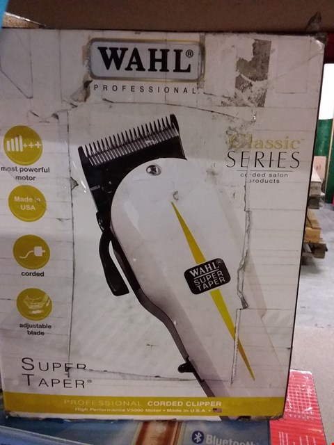 Lot 4565 WAHL PROFESSIONAL CORDED CLIPPERS