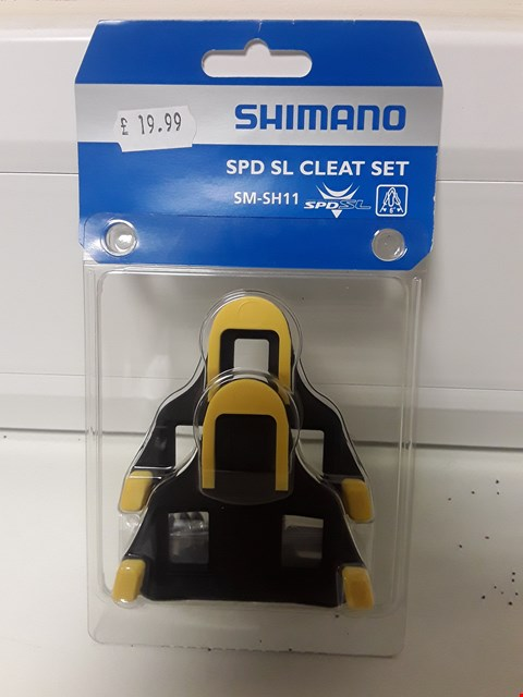 Lot 4263 SHIMANO SPD SL CLEAT SET