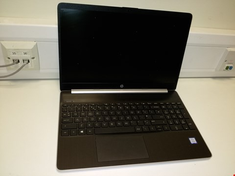 Lot 108 UNBOXED HP 15S-CB006NA INTEL CORE I7 LAPTOP, SILVER