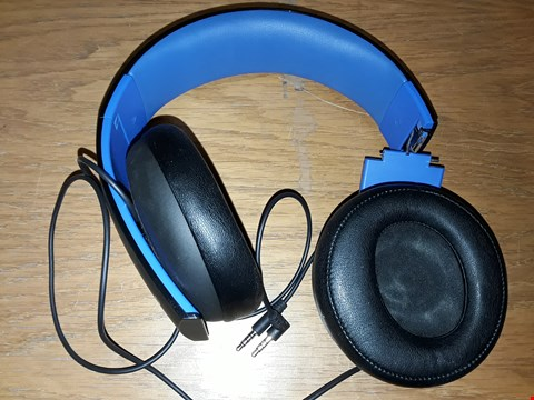 Lot 7196 OFFICIAL SONY WIRELESS STEREO HEADSET 2.0  RRP £115