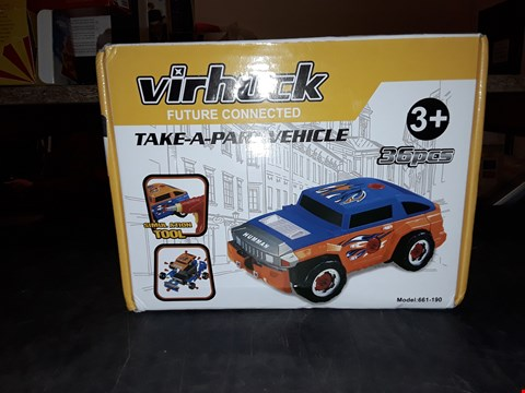 Lot 2073 VIRHUCK TAKE-A-PART VEHICLE