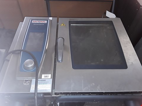 Lot 83 COMMERCIAL STAINLESS STEEL RATIONAL OVEN