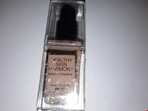Lot 5078 2 MAX FACTOR HEALTHY SKIN HARMONY,  HONEY BEIGE 79 SPF 20