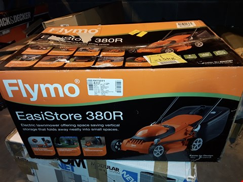 Lot 3307 FLYMO EASISTORE 380R ELECTRIC ROTARY LAWN MOWER