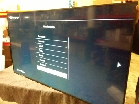 "Lot 4954 SONY BRAVIA 65XE7093 65"" HD TV"