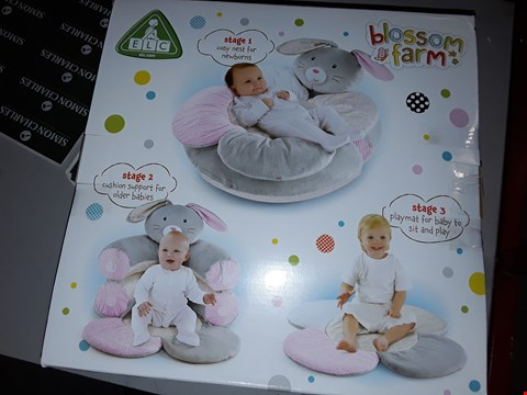 Lot 7761 BLOSSOM FARM SIT ME UP BUNNY  RRP £59.99