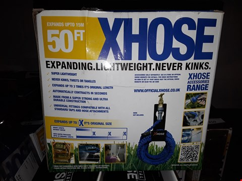 Lot 236 50FT XHOSE LIGHTWEIGHT NEVER KINKS