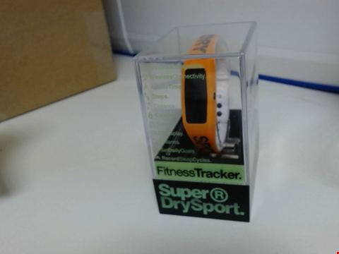 Lot 5008 SUPERDRY SPORT SYG202O - FITNESS TRACKER