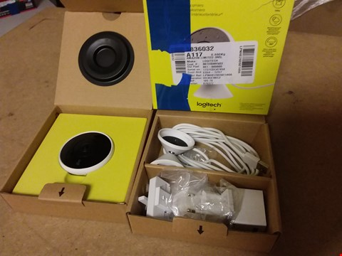 Lot 897 LOGITECH CIRCLE 2 SECURITY CAMERA