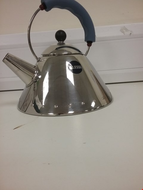 Lot 3150 ALESSI KETTLE