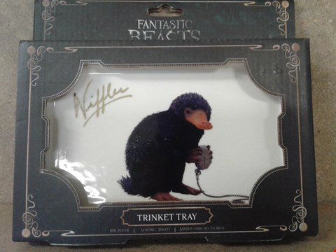 Lot 247 BRAND NEW BOXED FANTASTIC BEASTS TRINKET TRAY