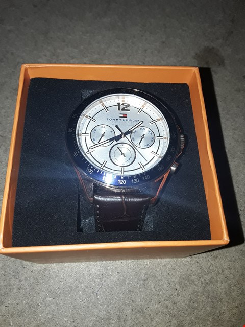 Lot 9251 GRADE 1 TOMMY HILFIGER MULTI EYE DIAL WRIST WATCH RRP £253.00