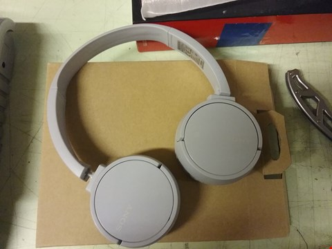 Lot 4338 SONY WH CH500 OVER HEAD PHONES