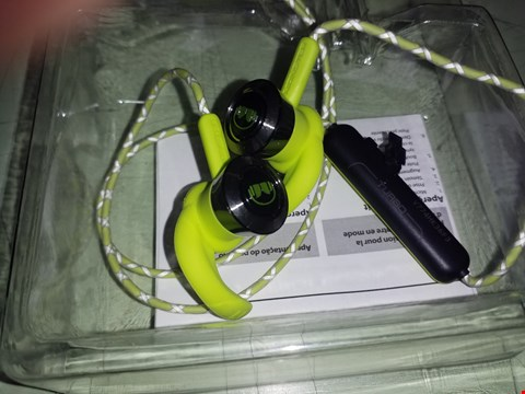 Lot 849 MONSTER ISPORT VICTORY HEADPHONES