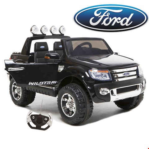 Lot 225 BOXED FORD RANGER 12V PICK UP TRUCK  RRP £639.99