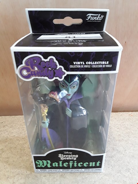 Lot 81 BRAND NEW BOXED ROCK CANDY DISNEY MALEFICENT VINYL COLLECTABLE ACTION FIGURE