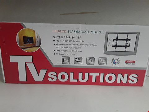 Lot 85 BOXED TV WALL MOUNT BRACKET