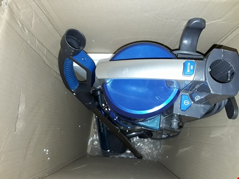 Lot 129 HOOVER VELOCITY EVO PET BAGLESS UPRIGHT  RRP £179.99