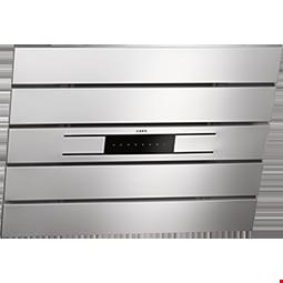 Lot 59 AEG X69454MV00 COOKER HOOD  RRP £709