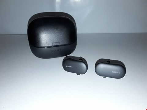 Lot 4259 SONY WIRELESS EARPHONES