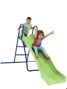 Lot 242 BOXED GREAT FUN WAVY SLIDE  GREEN RRP £99.99