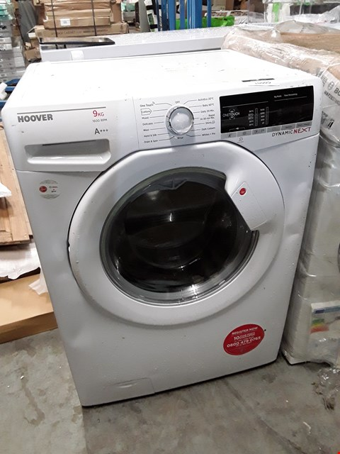 Lot 10005 HOOVER DYNAMIC NEXT DXOA69LW3 WASHING MACHINE