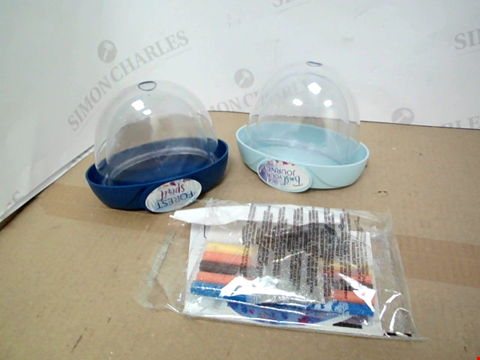 Lot 10426 FROZEN 2 CREATIVE WATER DOMES  RRP £16.99
