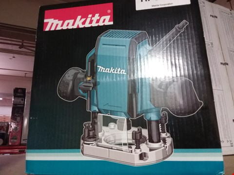 Lot 1315 MAKITA RP0900X ROUTER