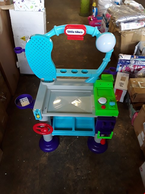 Lot 7255 LITTLE TIKES STEM JR WONDER LAB RRP £129.99