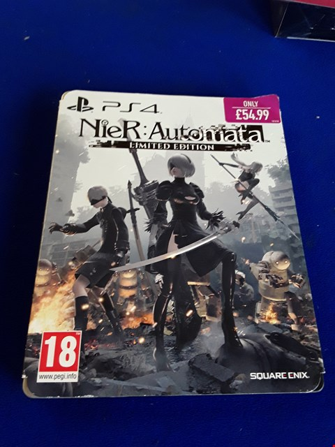 Lot 7623 NIER AUTOMATA: LIMITED EDITION PLAYSTATION 4 GAME